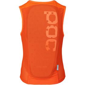 POC POCito VPD Air Protector Vest Kids fluorescent orange